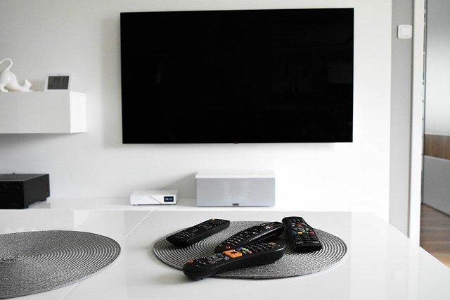 ricevitore tv in base alla televisione